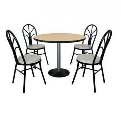 天津食堂餐桌椅|雄安新区餐桌椅