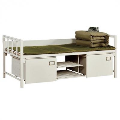 部队公寓床|部队单人床|部队公寓床|军用床