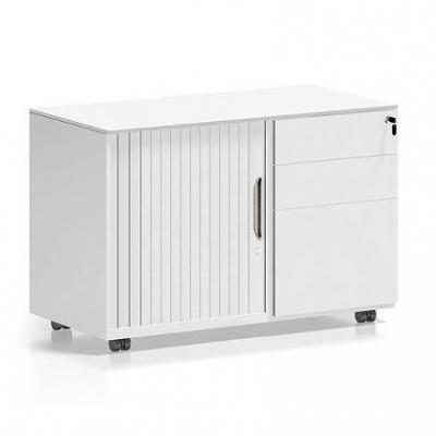 钢制资料柜|经理桌边柜|钢制文件柜