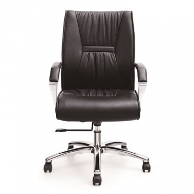 真皮员工椅|真皮办公椅|天津家具厂