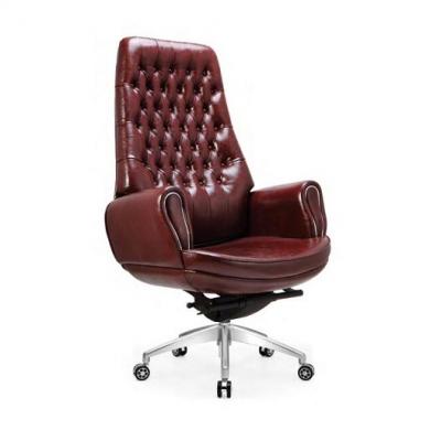真皮办公椅|真皮大班椅|静海家具厂