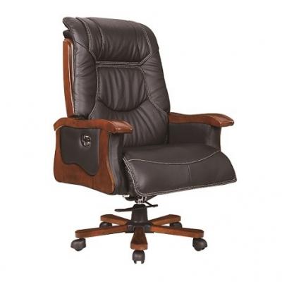 实木老板椅|天津静海办公家具厂