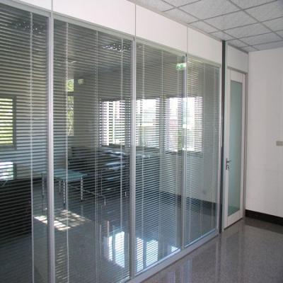 玻璃隔断|办公室隔断|天津屏风隔断