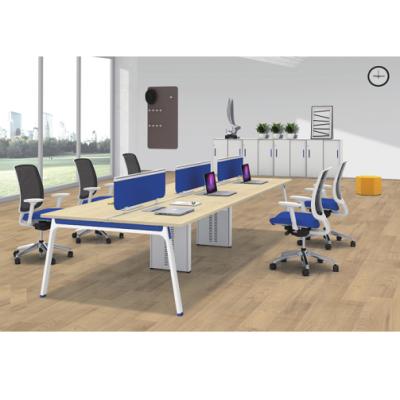 组合办公桌|天津钢木办公桌
