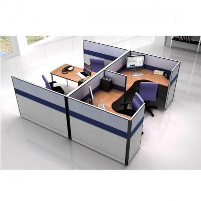 隔断办公桌|员工工作位|静海办公家具厂